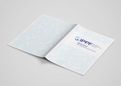 IPPF - Style Guide
